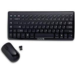 VER97472 - Verbatim Wireless Mini Slim Keyboard and Optical