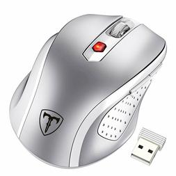 VicTsing 2.4G MM057 2400DPI Wireless Gaming Mouse Optical Mi