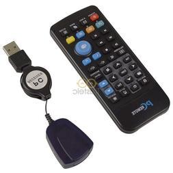 New Windows Wireless Mouse USB PC Laptop Remote Control Medi