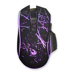 Wired Game Mouse,Chirpa   Wired RGB LED Backlit Optical Game