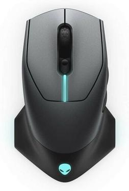 Alienware Wired/Wireless Gaming Mouse AW610M: 16000 DPI Opti
