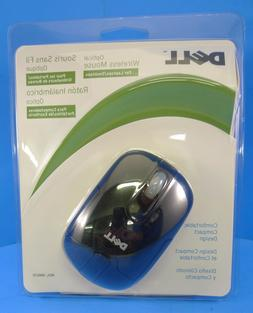 Dell Wireless 3-button Optical Mouse Black