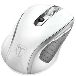 Wireless Bluetooth Mouse Cordless Dual Mouse Portable Ergono