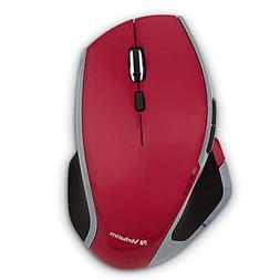 Verbatim Wireless Desktop 8-Button Deluxe Mouse - Ergonomic,