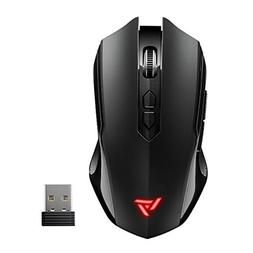 VicTsing Wireless Gaming Mouse Unique Silent Click, Portable