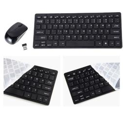 19c4a29580a Wireless Keyboard & Mouse Combo Set for Acer Dell Lenovo HP