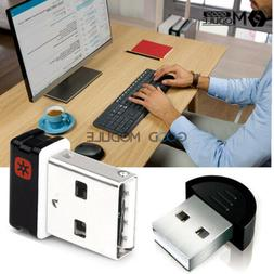 Wireless Keyboard Mouse Unifying Receiver 1 to 6 Devices USB