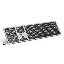 Wireless Keyboard — Jelly Comb 2.4G Wireless Keyboard K057