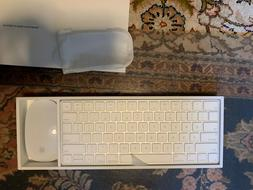 Apple wireless magic keyboard and mouse BRAND NEW