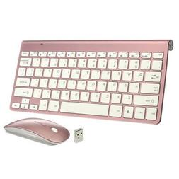 Wireless MINI Mouse and Keyboard Set for Apple MacBook Air L