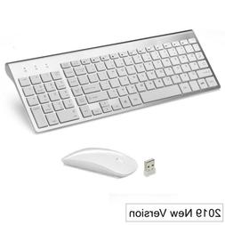 Wireless MINI Mouse and Keyboard Set for Apple I-Mac A1311 C