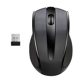 Lenrue 2.4G Wireless Mouse with Nano Receiver,Compact Fashio