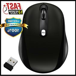 Wireless Mouse, JETech® M0773 2.4Ghz Wireless Mobile Optcal