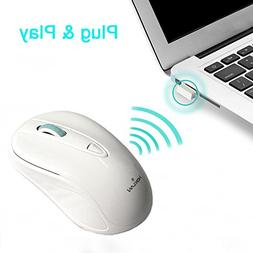 Hoklan Wireless Mouse for Laptop, Notebook, PC, MAC and Comp