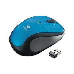 Logitech Wireless Mouse M310 Peacock Blue NEW FREE SHIPPING