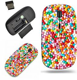 Liili Wireless Mouse Travel 2.4G Wireless Mice with USB Rece