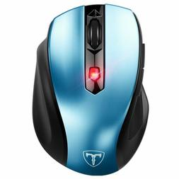 VicTsing Wireless Mouse Optical Mouse Mice 6 Button for PC L