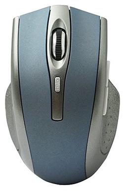 LOVRI Wireless Mouse 2.4G Rechargeable and Portable Mouse, 6