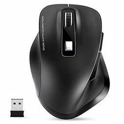 Wireless Mouse TedGem 2.4G USB Mouse Computer Optical Mouse