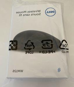Wireless Mouse-WM126 - Black