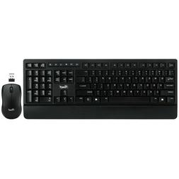 Wireless Office Keyboard Mouse Combo, Long Battery Life, Sli