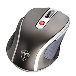 VicTsing MM057 2.4G Wireless Portable Mobile Mouse Optical M