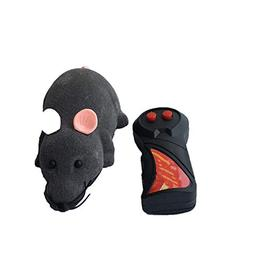 Wireless Remote Control Funny cat Mouse cat Rotating Electri