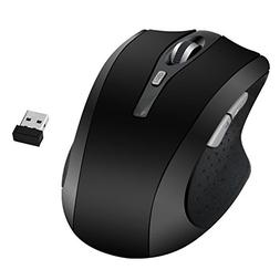 2.4G Wireless Silent Rechargeable Mouse - Tsmine Noiseless M