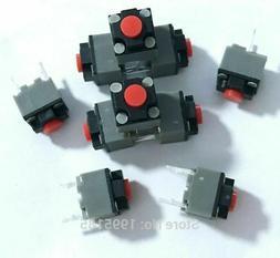 Wireless Switch Lights Button Micro Mute Mouse Switching 2 P