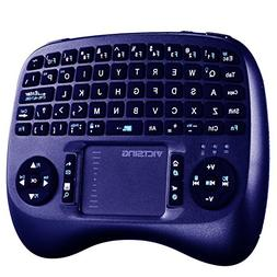 VicTsing 2.4Ghz Wireless Touchpad Keyboard, All-in-One Wirel