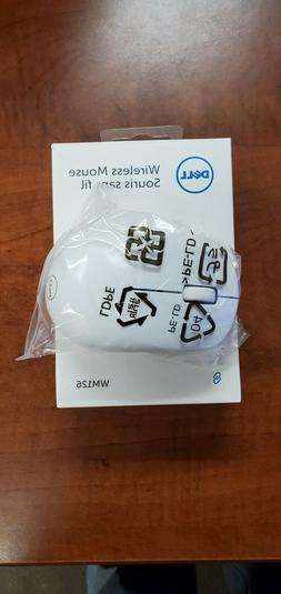 WM126 Wireless Mouse White