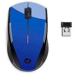 X3000 Cobalt Blue Wireless Mouse