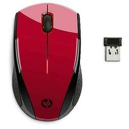 HP X3000 | Wireless Mouse | Red | K5D26AA#ABA