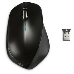 HP X4500 Wireless Laser Mouse - 1600 CPI Max, 3 Buttons Stan