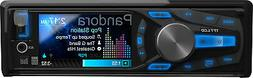 """Dual XDMA760 Multi-Format CD Receiver with 3"""" QVGA LCD, Pand"""